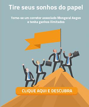 Torne-se um corretor associado da Mongeral Aegon